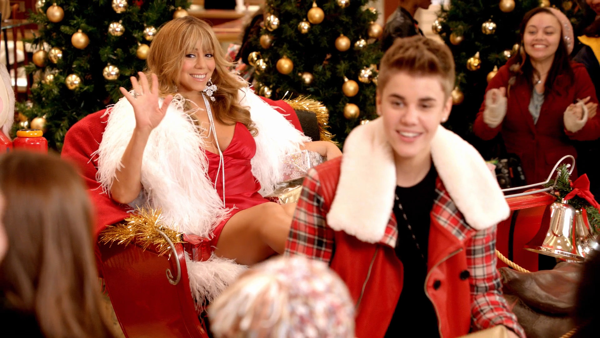 The Mariah Network : Music : Collaborations : Justin Bieber