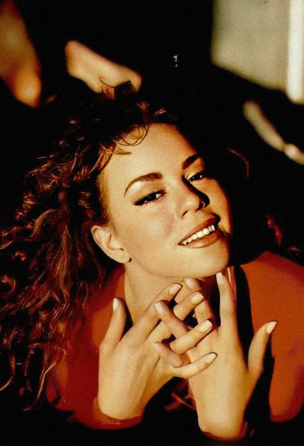 the mariah network gallery shoots 1992